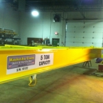 Single Girder Crane Manufacturing