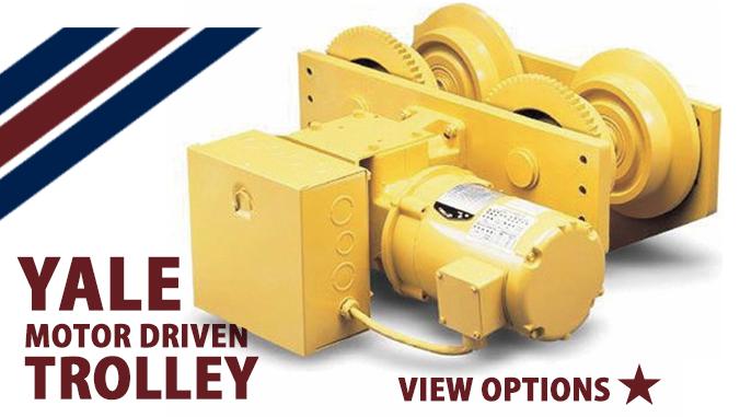 Overhead Bridge Crane Systems | Buy Electric Chain Hoists | OSHA